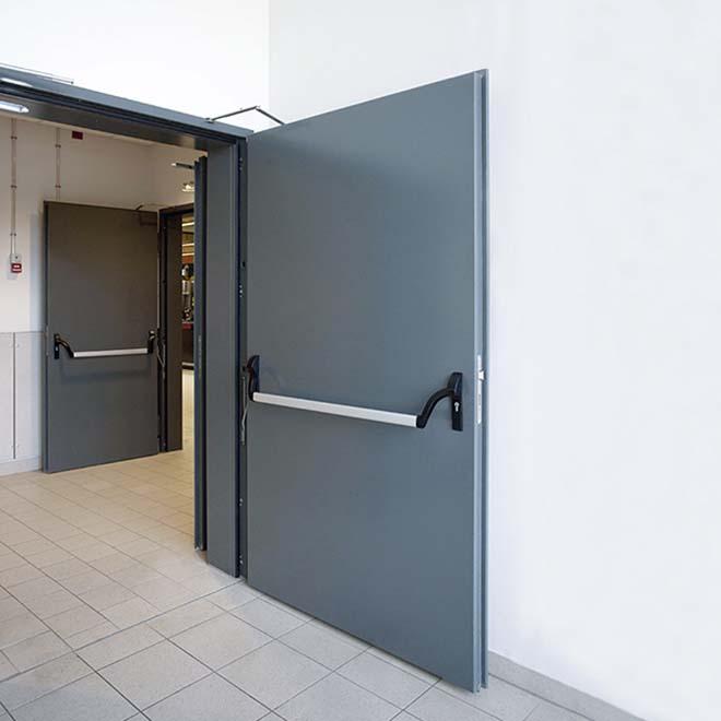 Puertas Cortafuegos Teckentrup