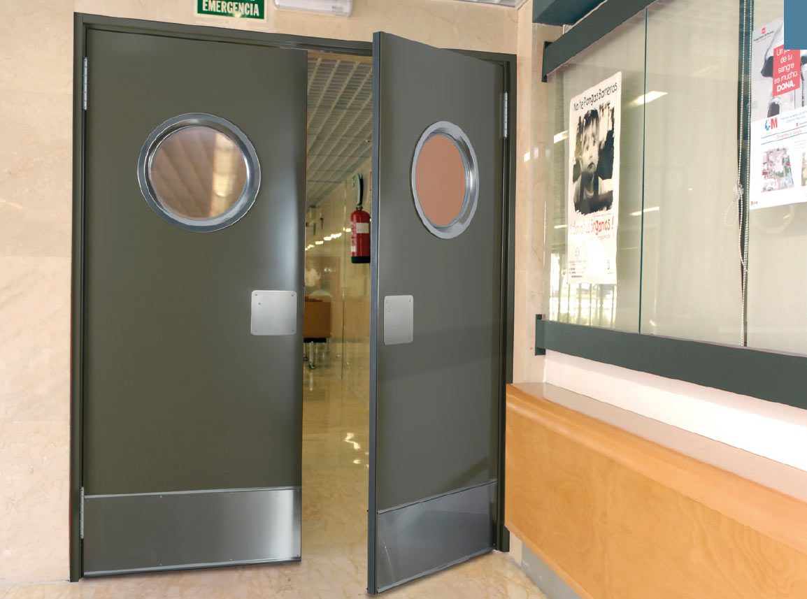 Puerta OFFICE